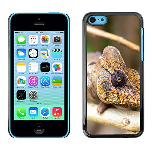 Premio Sottile Slim Cassa Custodia Case Cover Shell // F00015728 Caméléon // Apple iPhone 5C