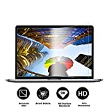 Glass Screen Protector for MacBook Pro 15 Inch Model A1707,9H Hardness with Ultra Thin 0.15mm Thickness