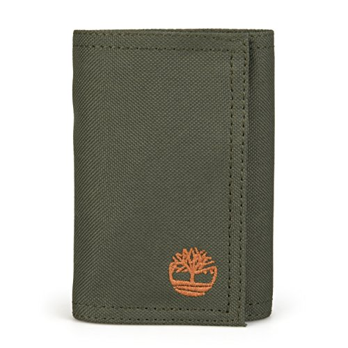 Timberland D37388 Mens Nylon Trifold