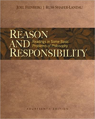 reason and responsibility 14th edition