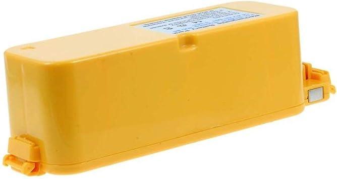 Powery Batería para Aspirador Vileda M-488a Cleaning Robot ...