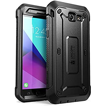 SupCase Samsung Galaxy J7 2017, Galaxy Halo Case, [UB Pro Series] Full-Body Rugged Holster with Built-in Screen Protector for Galaxy Halo/J7 2017 ...