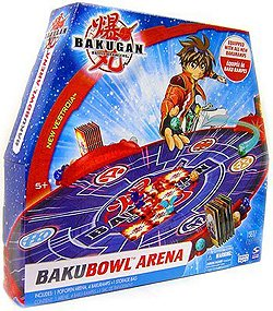 Arena Bakugan (Bakugan Bakubowl - Season 2 New Vestroia)