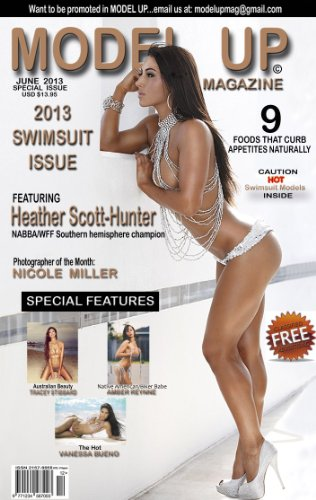MODEL UP Magazine June 2013 (Swimsuit Issue) (Sierra Model)