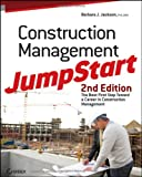 Construction Management JumpStart, Barbara J. Jackson, 0470609990
