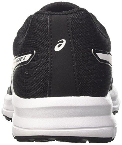 White de Gymnastique Noir White Patriot Black Chaussures 8 Asics Femme qIPwt1z1