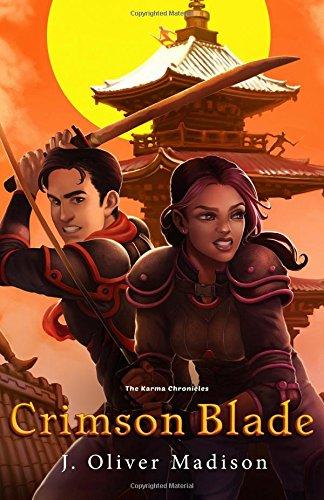 Download Crimson Blade: The Karma Chronicles (Volume 3) pdf epub