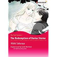 The Redemption of Darius Sterne: Harlequin comics (The Twin Tycoons Book 1)