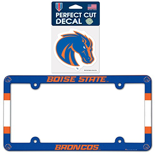 boise state window decal - 3