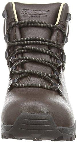 Hautes Supalite Chaussures Boot Randonnée de GTX Berghaus Marron Chocolate Femme II AqZaO0