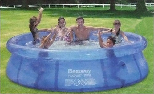 Bestway Fast Set 8' Paddling Pool