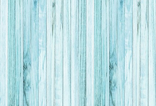 Blue Stripe Wallpaper Light (Yeele Wood Floor Backdrops 7x5ft /2.2 X 1.5M Light Blue and White Vertical Stripes Wooden Board Adult Artistic Portrait Photoshoot Props Photography Background)