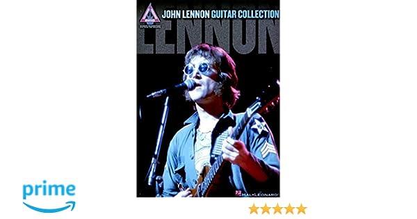 Amazon.com: John Lennon - Guitar Collection (Recorded Version ...