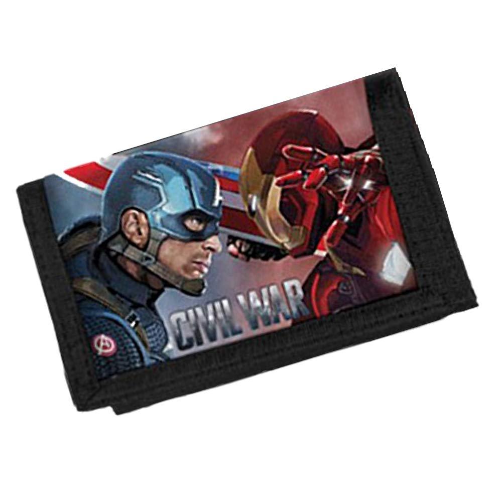 Genuine Marvel Avengers Age Of Ultron /'Hulk/' Lenticular 3D Tri-Fold Wallet Gift
