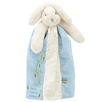 BUNNY BLINKIE Snuggle Blankie 15cm Baby Comforter from Bunnies by the Bay