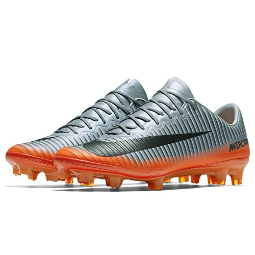 Mercurial Nike Cr7 Vapor Pale Gris Orange Xi BTqwd8Trx