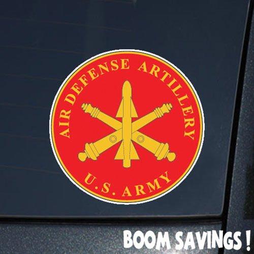 US Army Air Defense Artillery 6