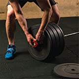 Sanyyanlsy Fitness 50mm A Pair of Lock Jaw Collar
