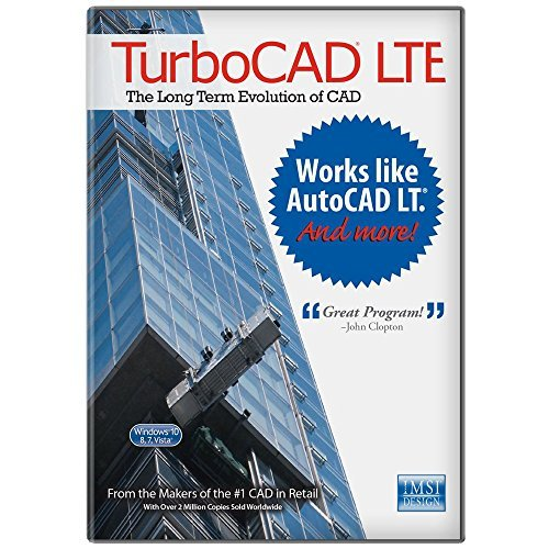 TurboCAD LTE v8 [Download] by TurboCAD Design Group