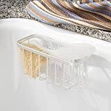 iDesign Gia Sink Suction Holder for