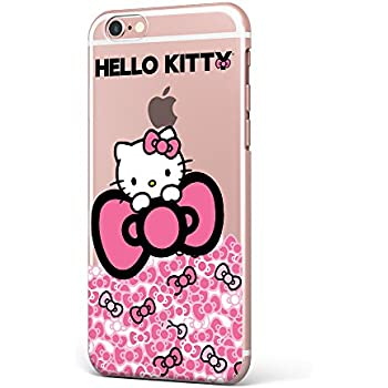 82bd15a04 GSPSTORE iPhone6 Case,iPhone 6s Case Hello Kitty Soft Transparent TPU  Protector Case Cover for iPhone 6 iPhone 6s (4.7 inches) #19