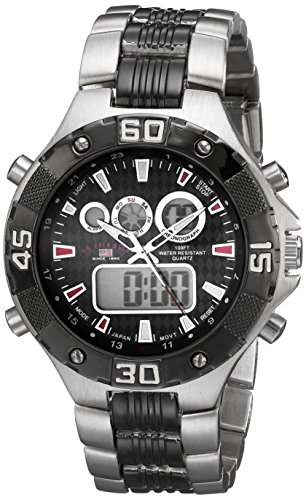 us-polo-assn-sport-mens-us8208exl-analog-digital-silver-tone-and-gunmetal-watch