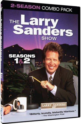 DVD : The Larry Sanders Show: Seasons 1 & 2 (3 Pack, 3PC)