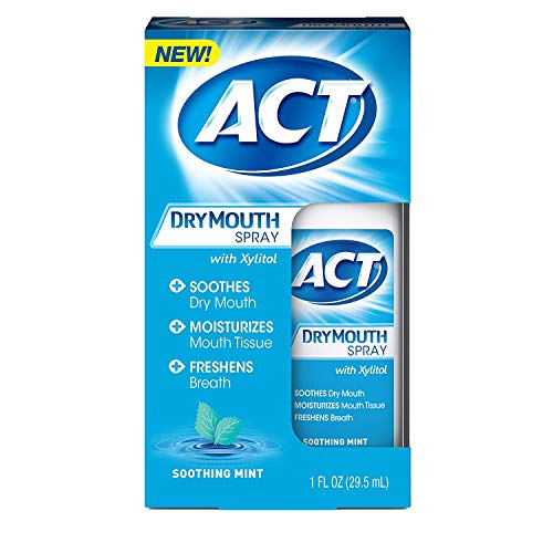 - ACT Dry Mouth Spray 1 oz (Pack of 3)