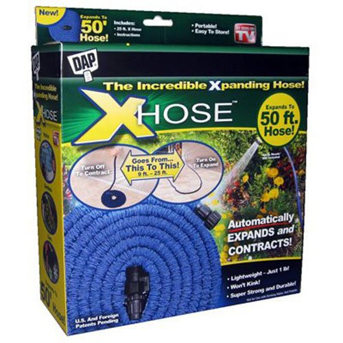 DAP 09114 Xhose 50-Feet Incredible Expanding Hose
