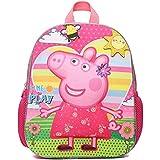 Peppa Pig Schoolbag Waterproof Backpack for Kids