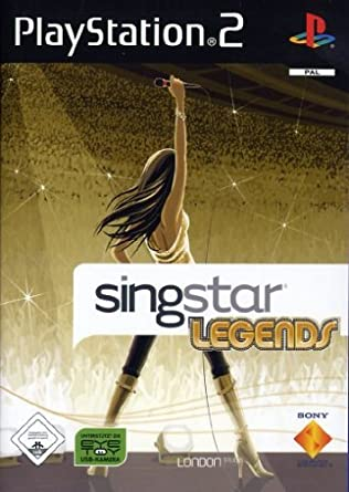 Singstar - Legends: Playstation 2: Amazon.de: Games