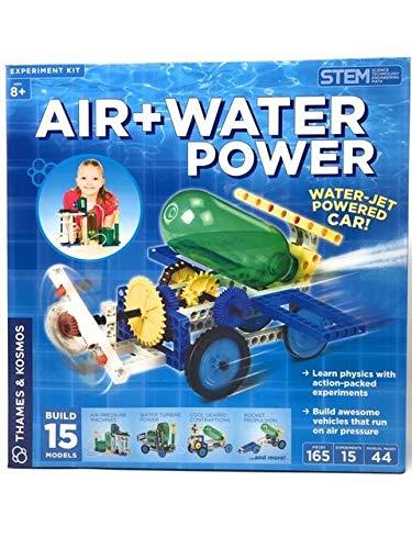 Thames & Kosmos Air+Water Power -