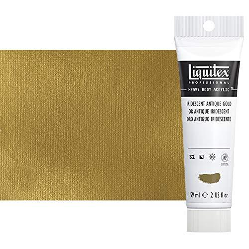 Gold 2 Ounce Tube - 8