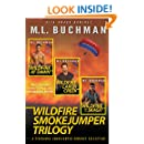 Wildfire Smokejumper Trilogy (Firehawks Book 13)