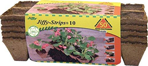 PLANTATION PRODUCTS Js50 50 Count Peat Strip