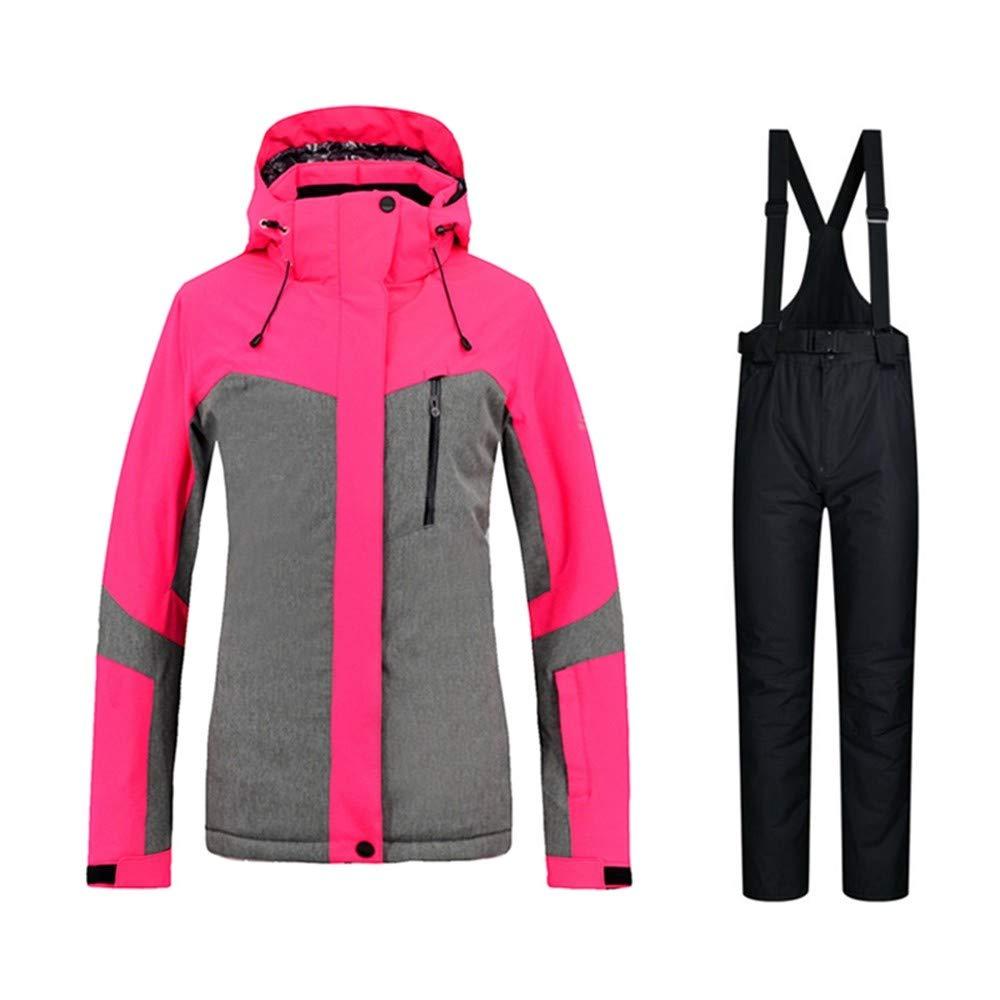 QZHE Tuta da sci Abbigliamento da Sci Sci Sci da Donna Set Abbigliamento da Esterno Abbigliamento da Snowboard Pantaloni da Sci Antivento Giacca da Neve Calda Impermeabile, XLB07L96L8V9S | Garanzia autentica  | Elegante Nello Stile  | Acquista  | Raccomandazio 4ba220