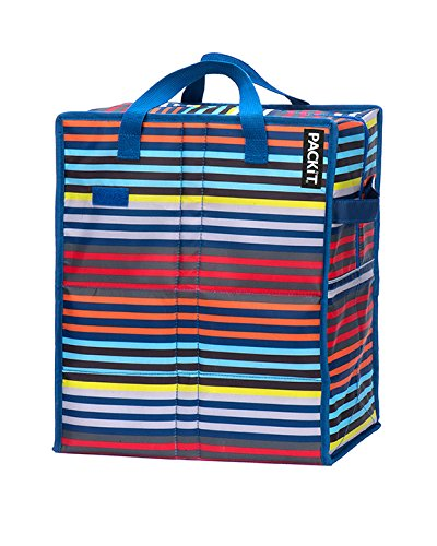 PackIt Original Grocery Closure Stripes product image