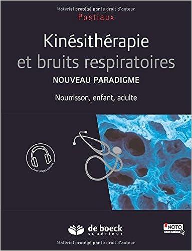 Kinésithérapie bruits respiratoires