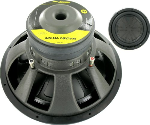 UPC 837654241691, McLaren Audio MLW15CVR 15-Inch 1000-Watts Woofer