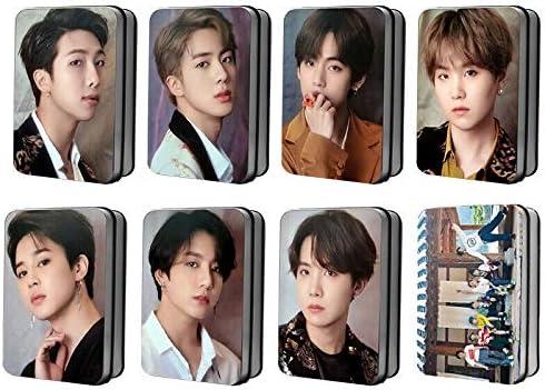 Amazon Com Kpop Bts 2019 Summer Package Personal Selfie Lomo Card