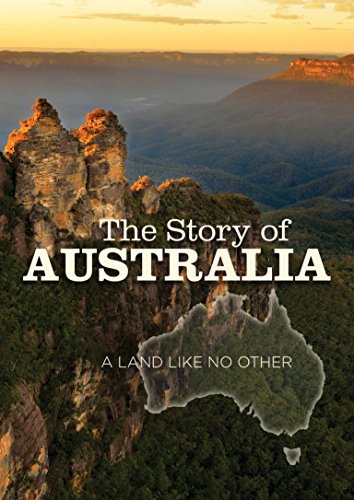 The Story of Australia (Australia Dvd)