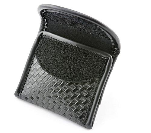 Glove Pouch -Police Duty Belt Basketweave Latex Glove Pouch by TECH118