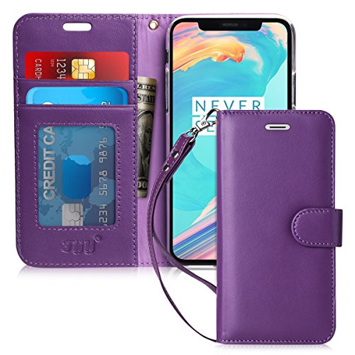 FYY-Case-for-iPhone-XiPhone-10-RFID-Blocking-Wallet-Case-Premium-PU-Leather-Wallet-Case-Kickstand-Feature-with-ID-and-Credit-Card-Protector-for-Apple-iPhone-X-Edition2017iPhone-10