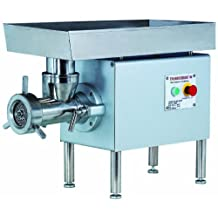 Thunderbird TB-500E Stainless Steel No.32 3 HP Meat Grinder, 220-volt