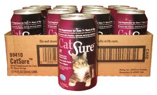Catsure 11oz 4 pack