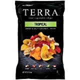 Terra Real Vegetable Chips Tropical -- 5 oz