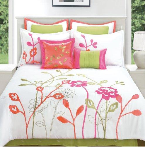 8 Piece King Coley Bedding Comforter Set