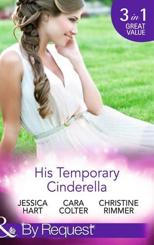book cover of His Temporary Cinderella