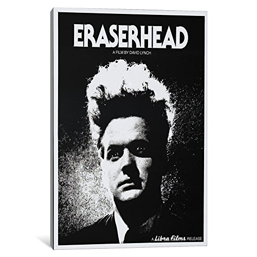 raserhead 'Movie' Advertising Vintage Poster Canvas Print by Unknown Artist, 1.5 by 60 by 40-Inch (Eraserhead Movie Poster)