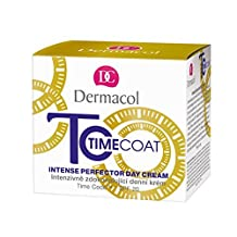 TIME COAT DAY Vigorously Improving Day Cream OF-20 50 ml Made in Czech Republic